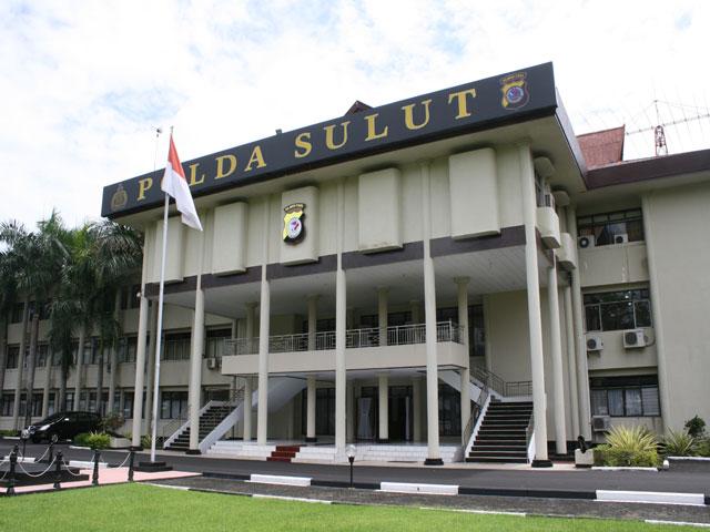 Gedung Mapolda Sulut (Ist)