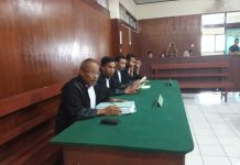 Safir Usup masuk dalam tim Advokat Hanafi Saleh
