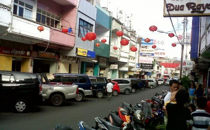 Kawasan Pecinan Kota Manado (Ist)