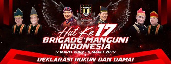 BMI siap sambut HUT ke-17 di Arena Terminal Malalayang, Kota Manado.